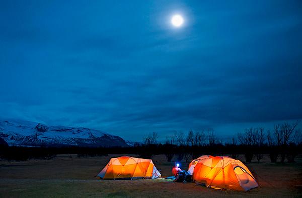 Исландия ужесточила правила поведения в кемпинге