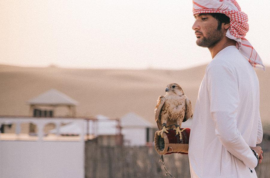 Куда сбежать от зимы: топ-10 направлений. Объединенные Арабские Эмираты