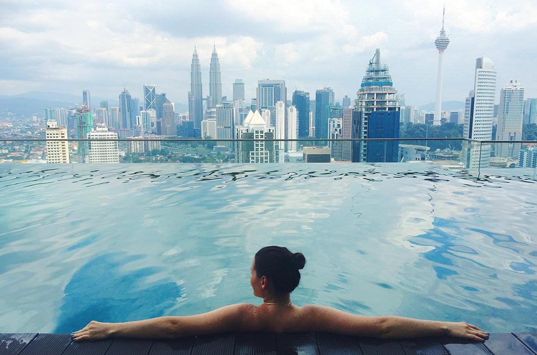 Куда сбежать от зимы: топ-10 направлений. Малайзия