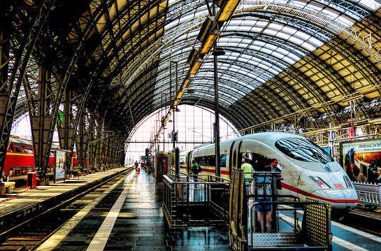 Между Миланом и Франкфуртом запустят поезд