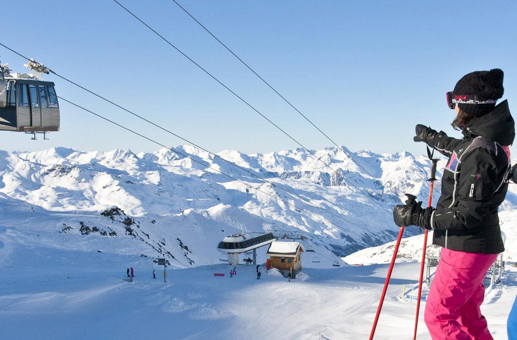 Названы лучшие горнолыжные курорты и гостиницы мира