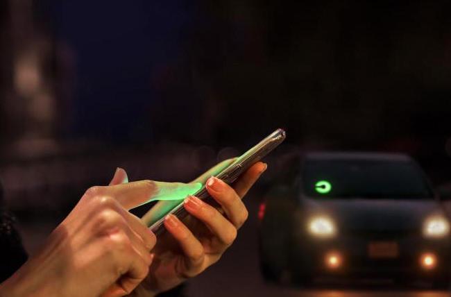 Новая функция Uber позволяет водителям и пассажирам быстрее найти друг друга