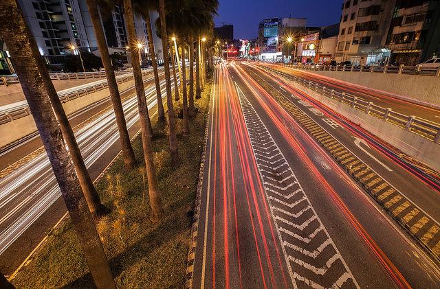 Опубликован список городов Европы с самым плотным трафиком
