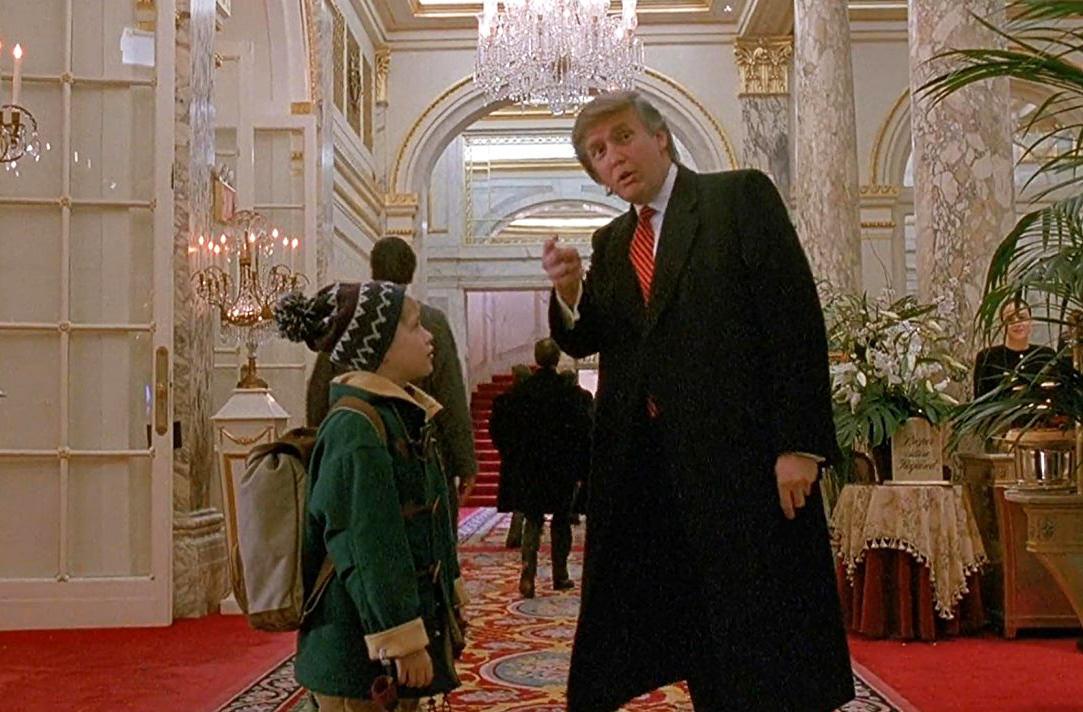 """Отель New York Plaza приглашает остановиться в номере из фильма """"Один дома 2"""""""