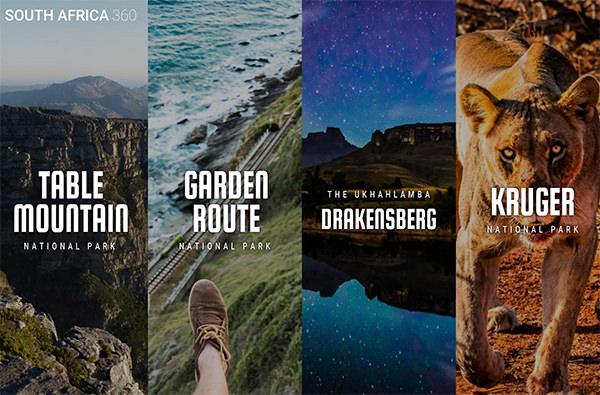 Создан сервис с виртуальными турами по Южной Африке
