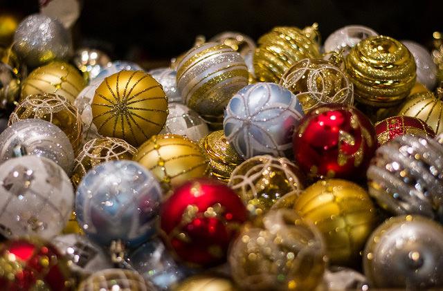 В Европе начался сезон рождественских ярмарок