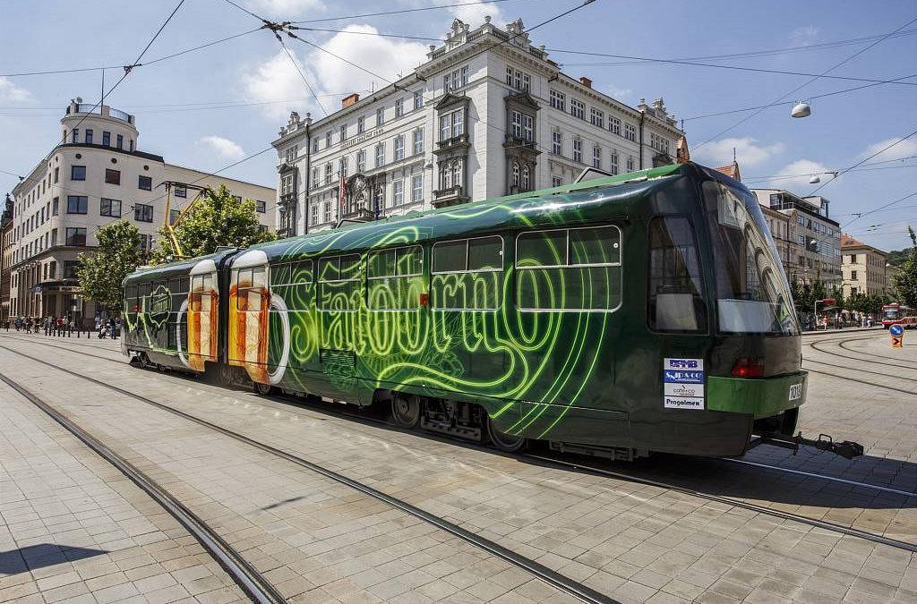 В Праге появится трамвай для вечеринок