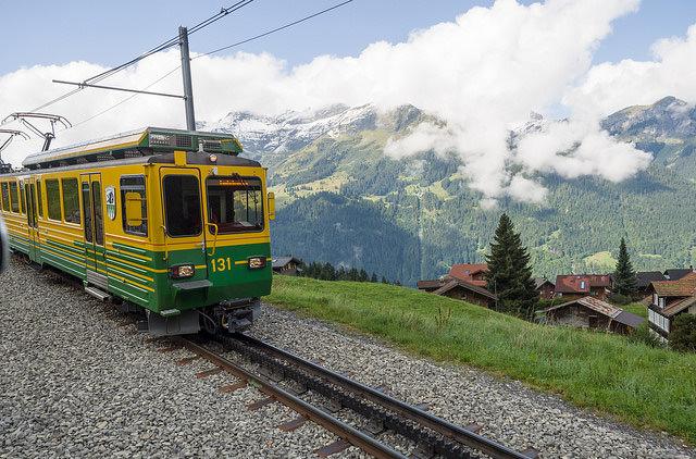 В Швейцарии появился безлимитный суточный проездной