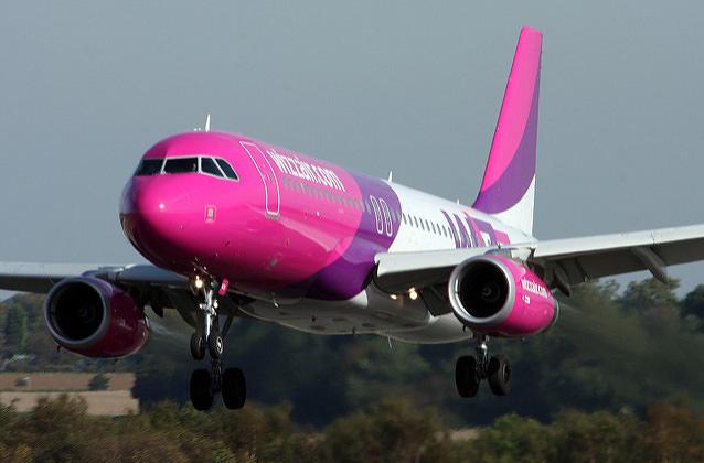 Wizz Air запустит новые рейсы из аэропортов Львова и Харькова