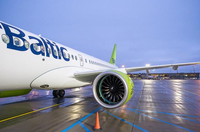 AirBaltic будет летать из Лондона в Таллин