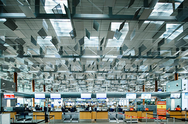 British Airways тестирует биометрические выходы на посадку