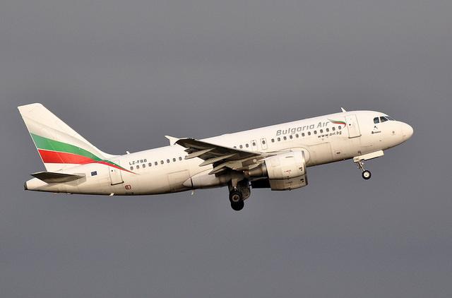 Bulgaria Air начала летать из Софии в Одессу