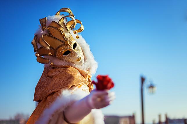 Италия приглашает на Венецианский карнавал: программа и детали