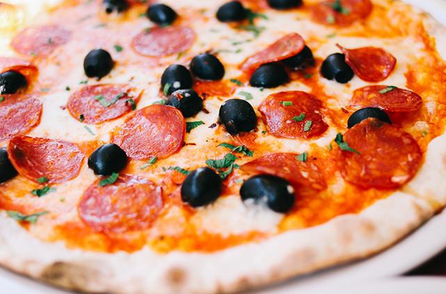 Создана карта лучших пиццерий Италии