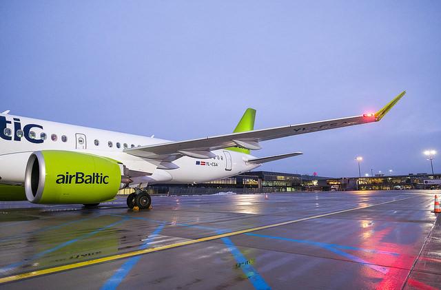 airBaltic устроила грандиозную распродажу билетов