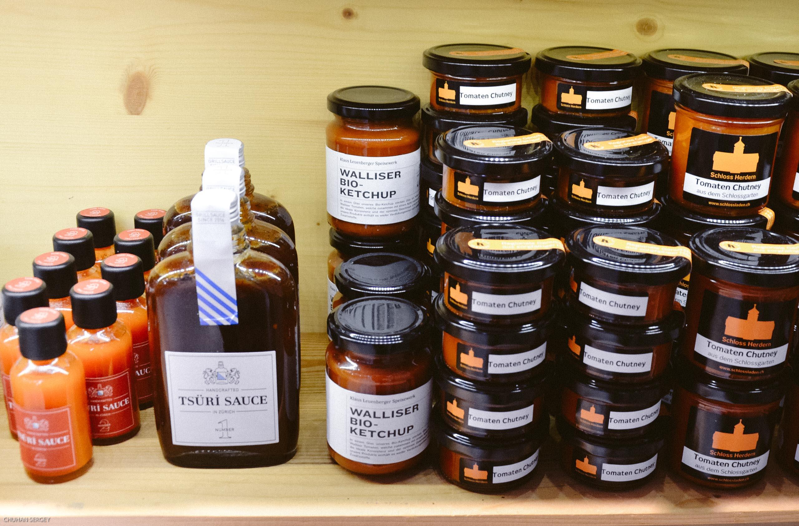 Что привезти из Швейцарии: супермаркеты и рынок IM VIADUK