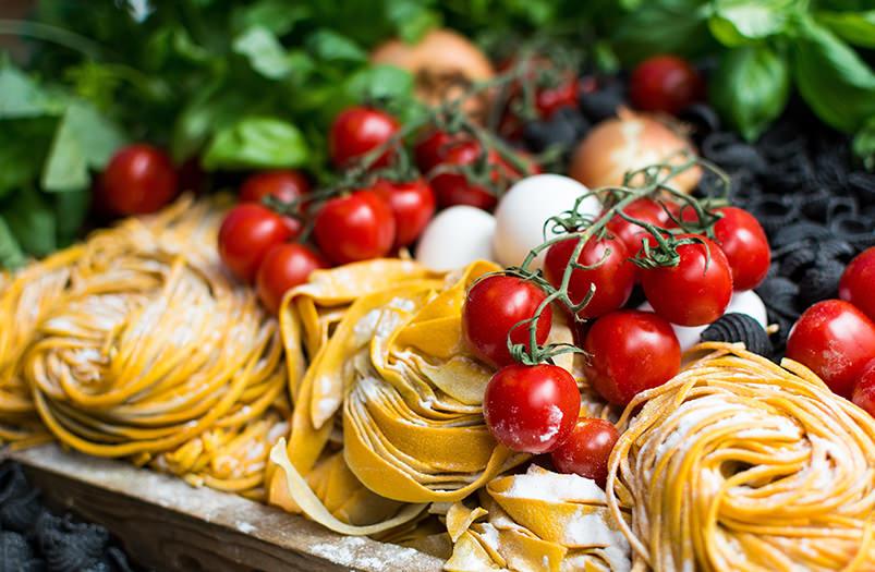 Итальянские ученые установили полезность пасты