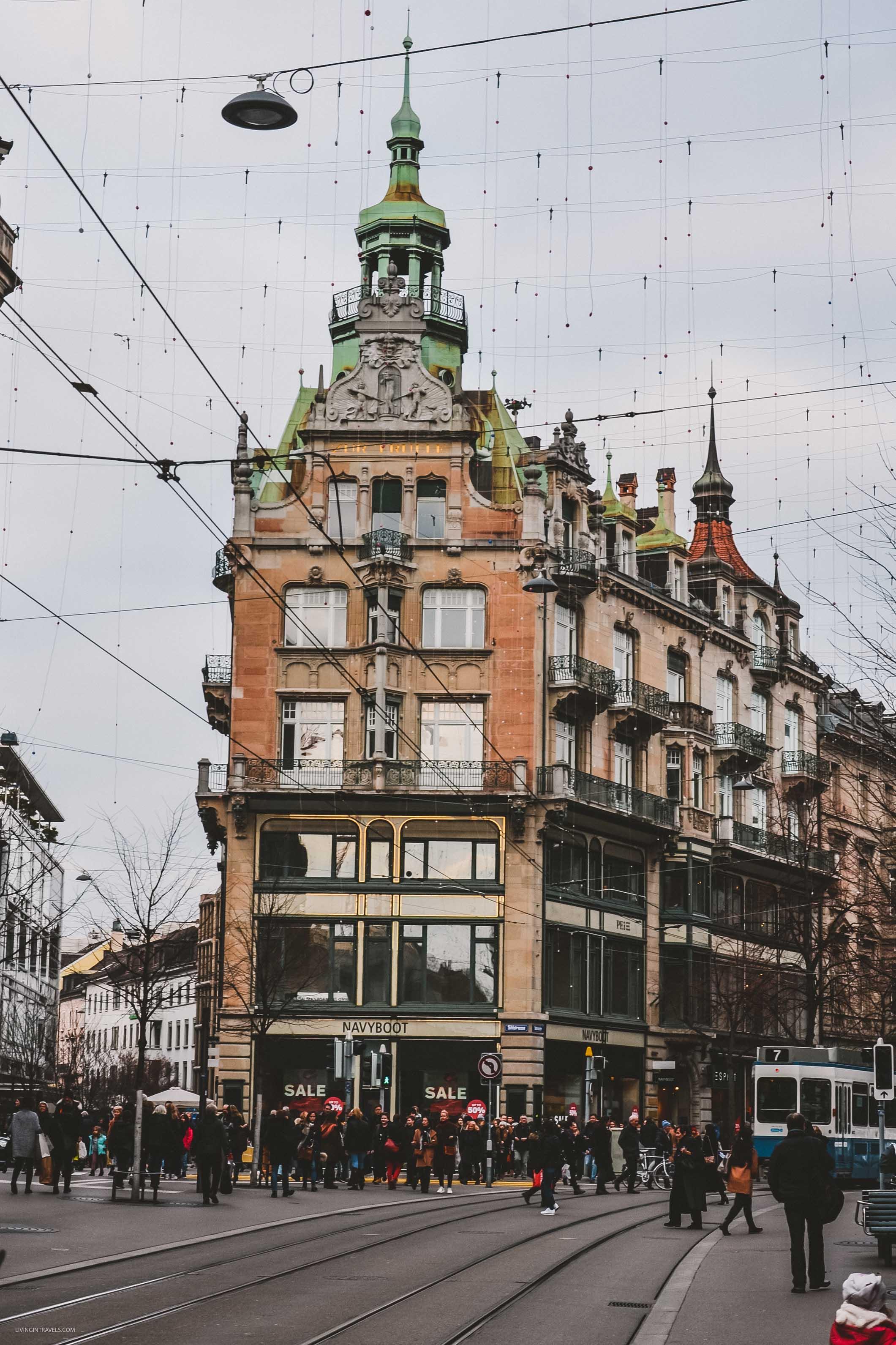 Швейцария: Цюрих и окрестности за 48 часов