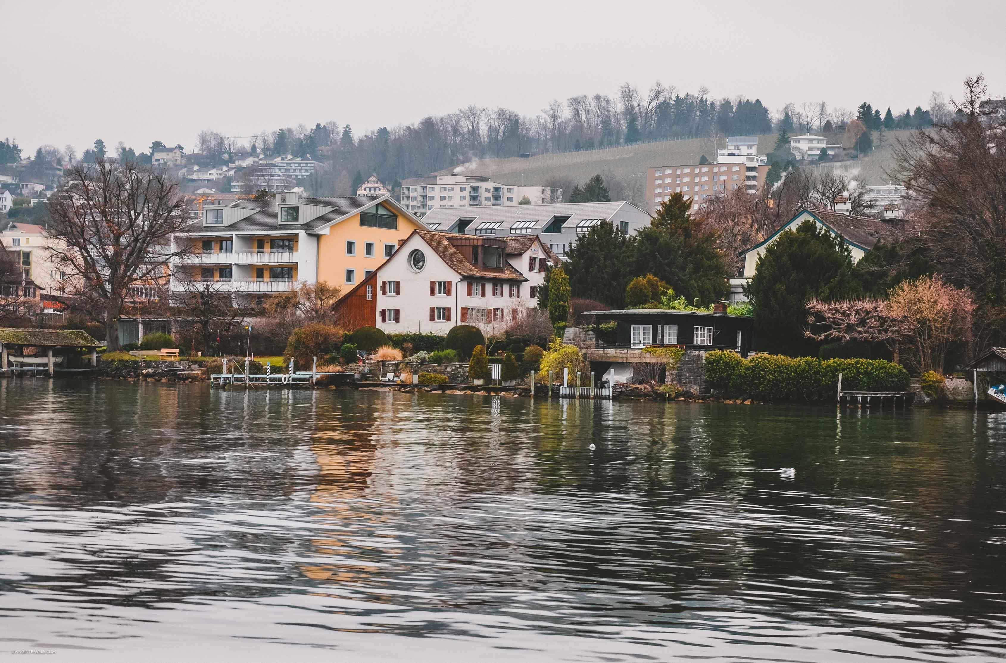 Прогулки по озеру Цюрих. Швейцария: Цюрих и окрестности за 48 часов