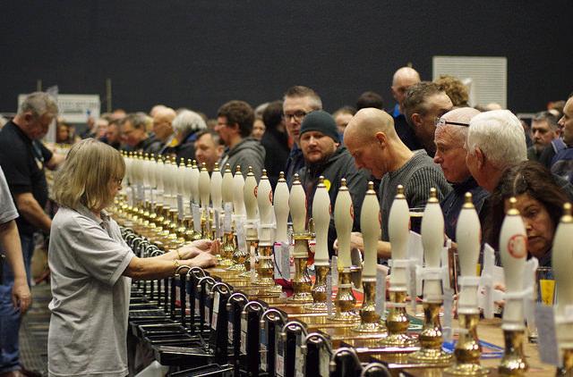 Великобритания приглашает на фестиваль пива и сидра в Манчестере