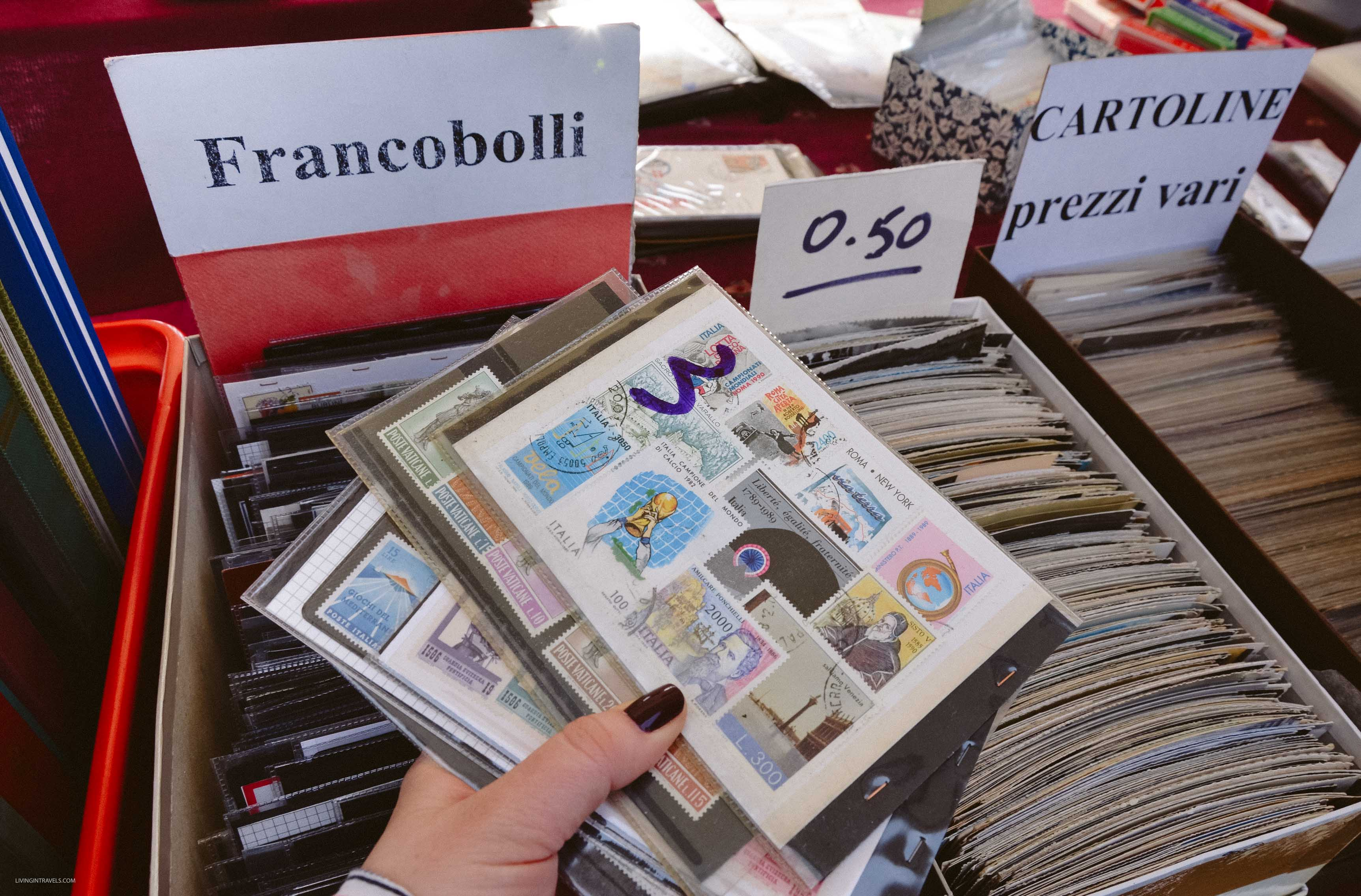 Fiera di Senigallia или старейший блошиный рынок Милана