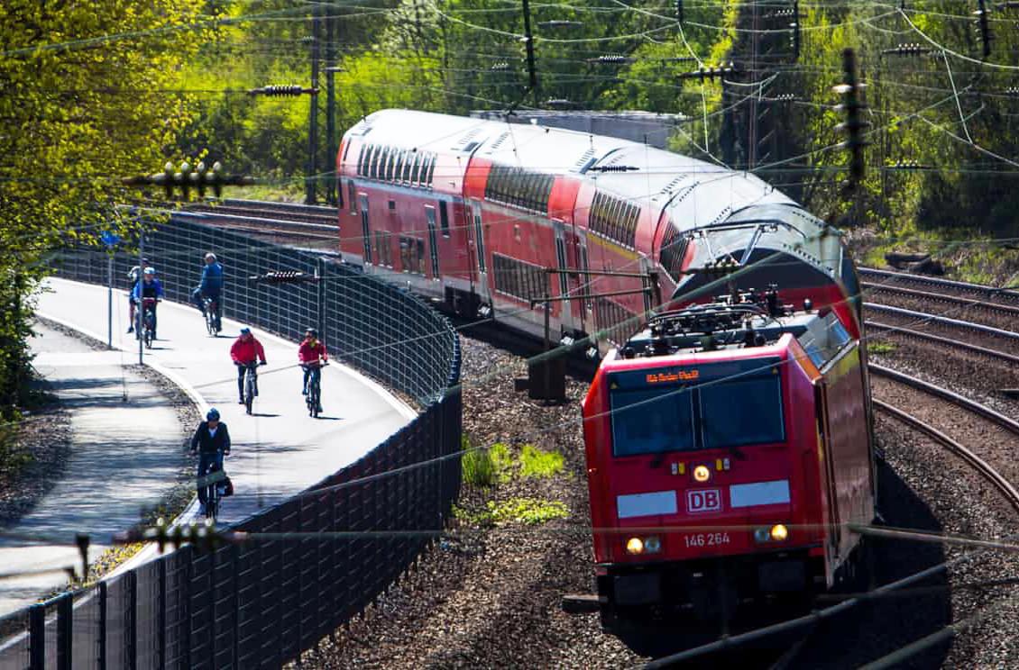 Германия хочет сделать общественный транспорт бесплатным