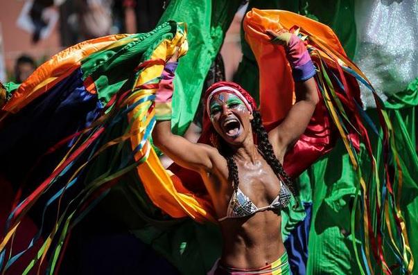 В Рио-де-Жанейро пришло время карнавала