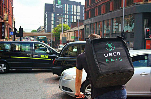 В Украине появится Uber Eats