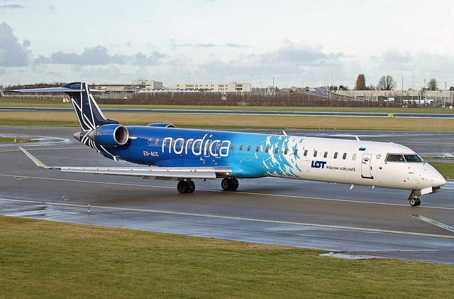 Nordica распродает билеты на европейские маршруты по цене от 10€
