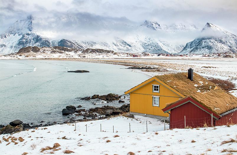 Норвегия проведет интернет в Арктике