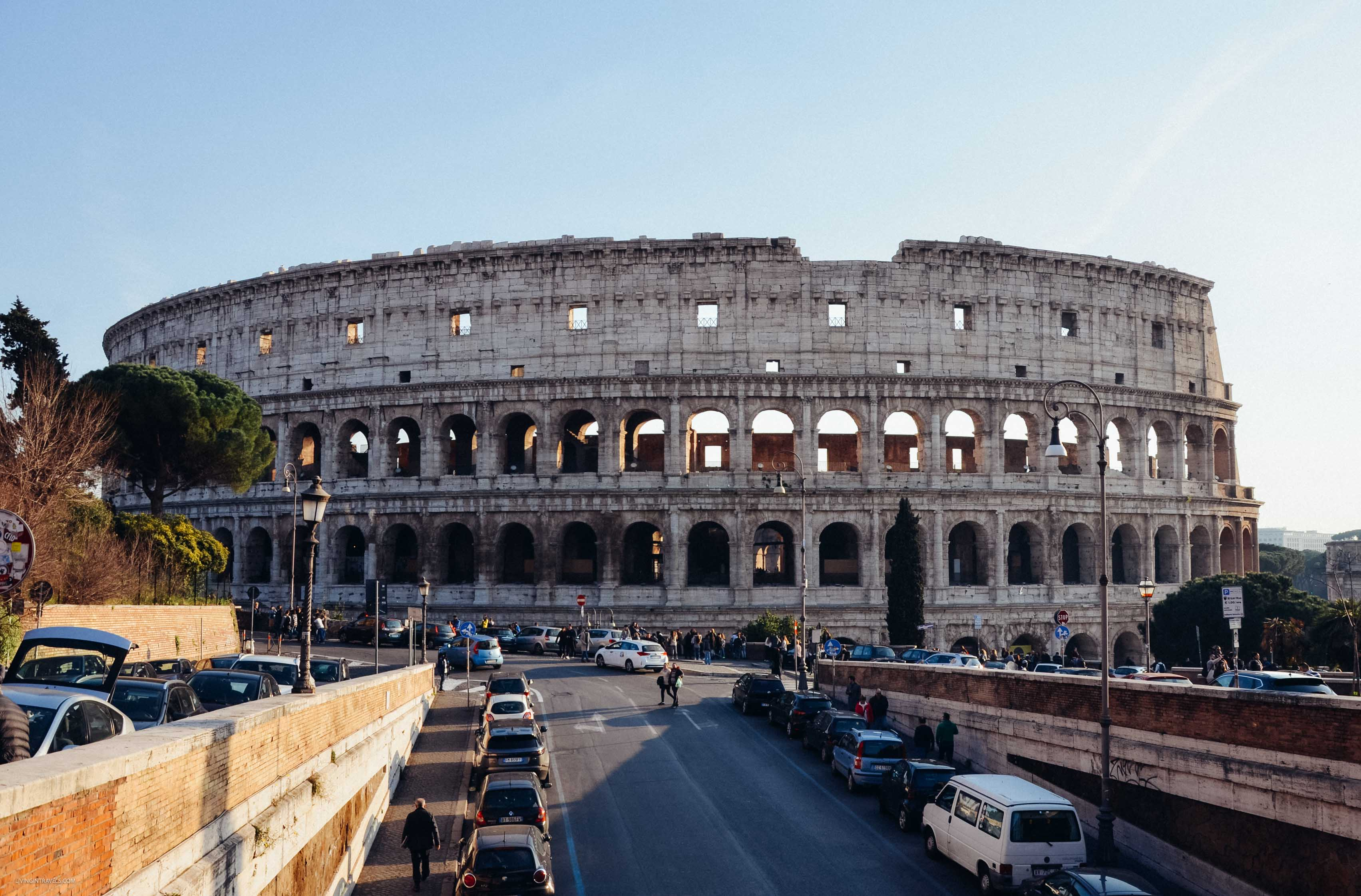 Колизей. Рим для новичков или как увидеть город бесплатно (почти)