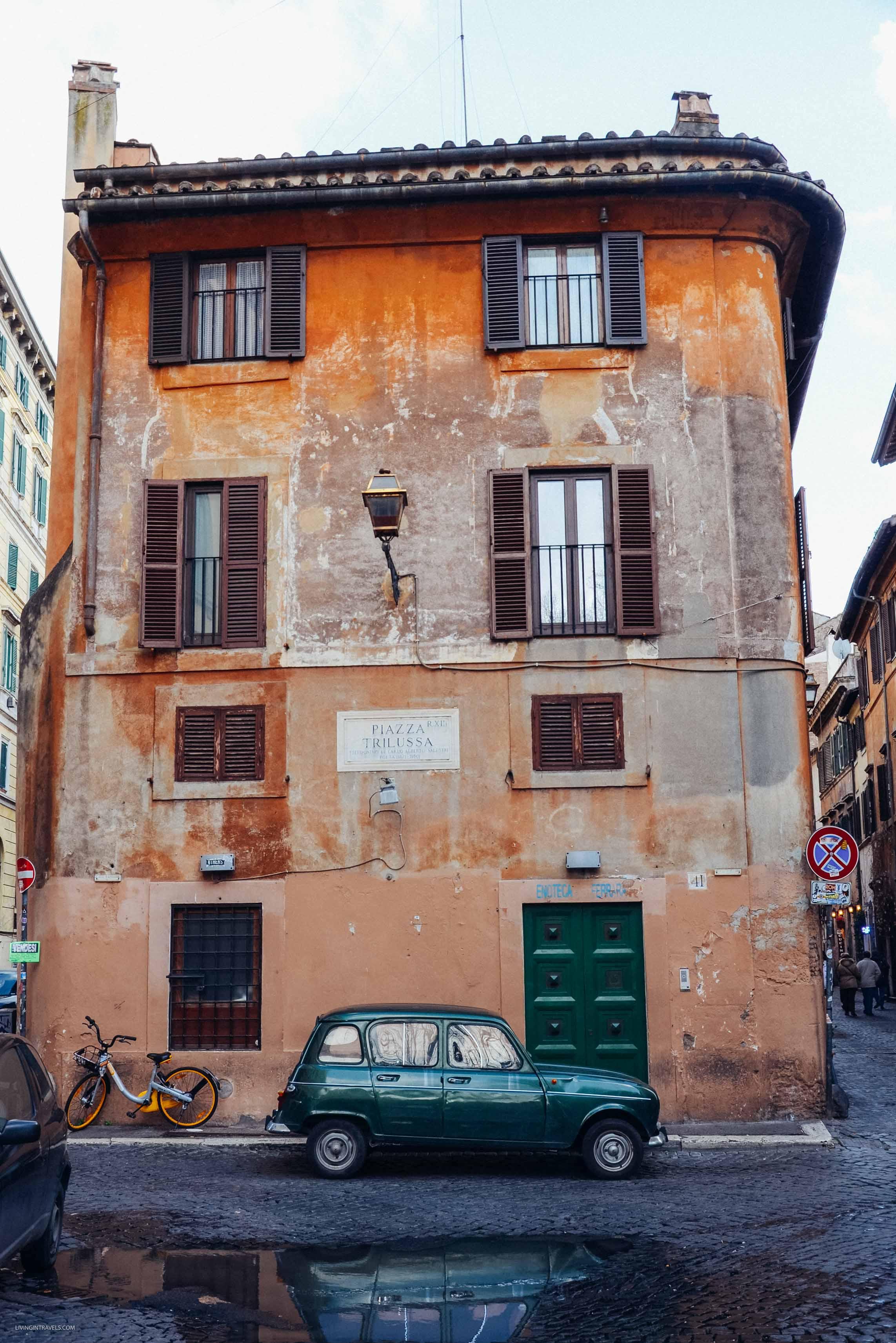 Район Трастевере. Рим для новичков или как увидеть город бесплатно (почти)