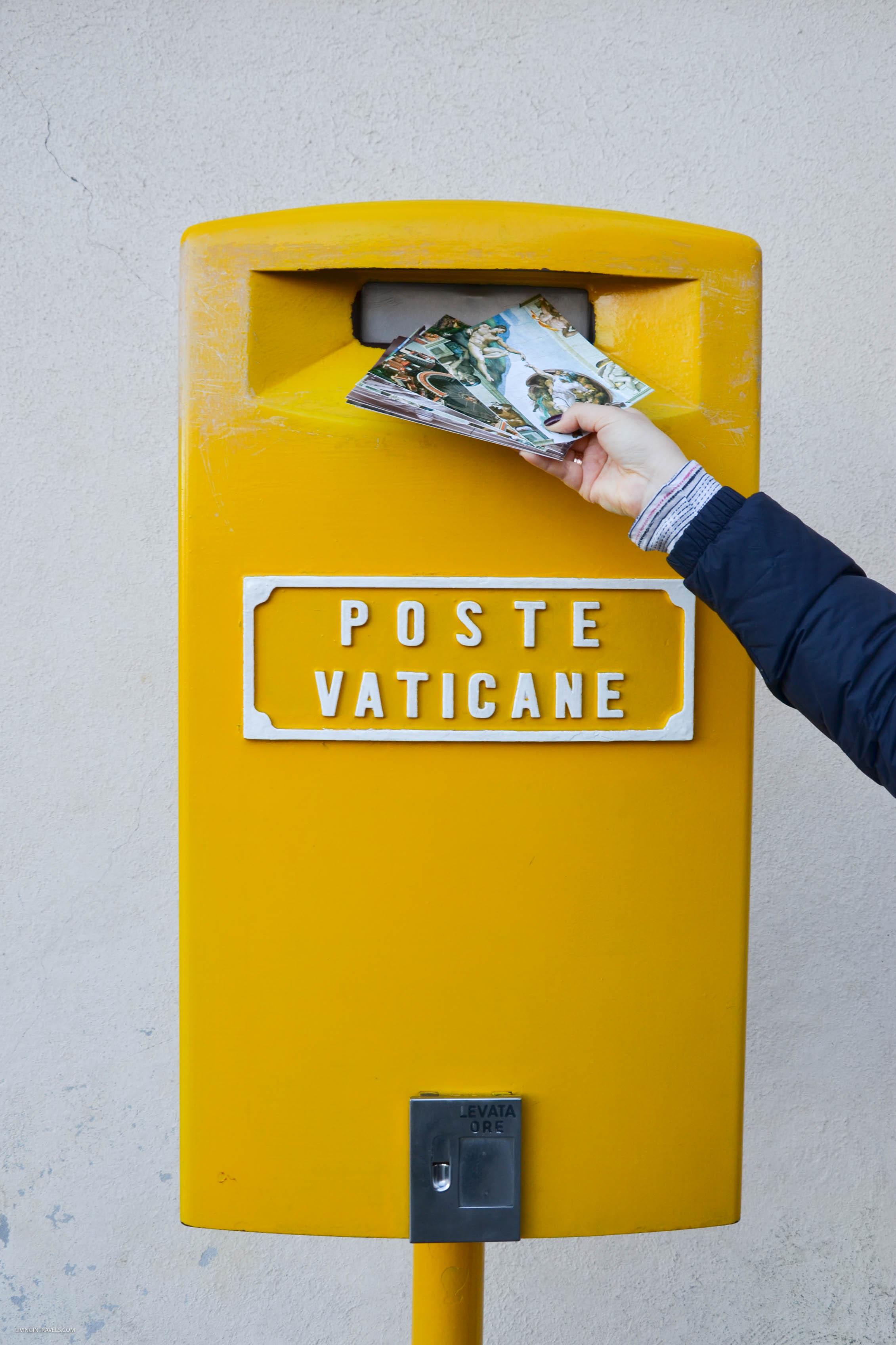 Почта Ватикана. Рим для новичков или как увидеть город бесплатно (почти)