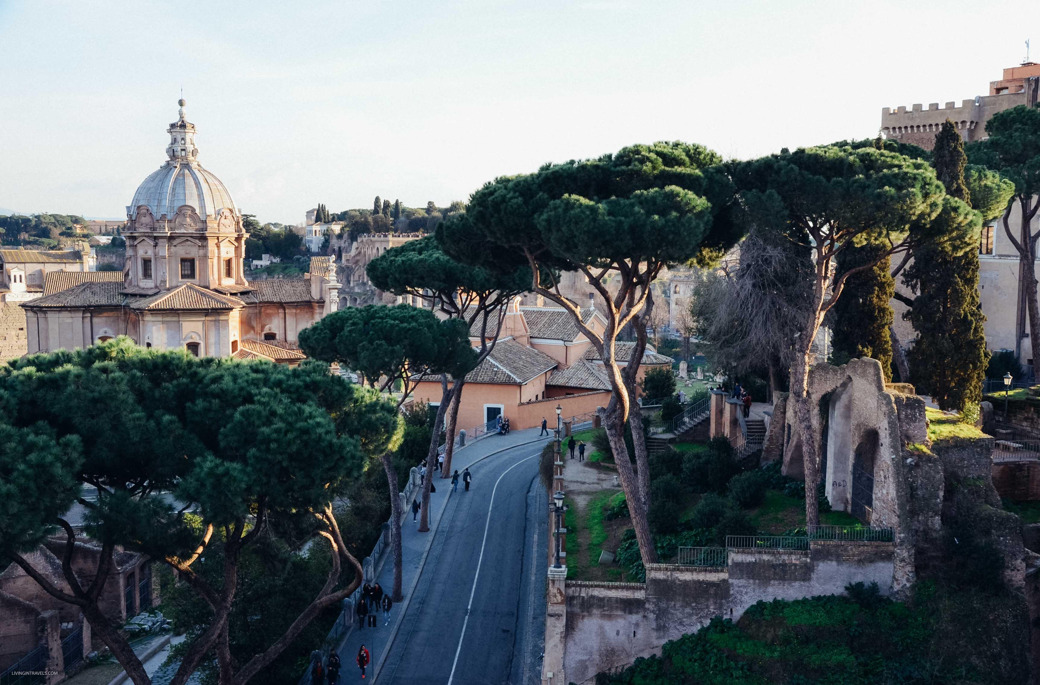 Рим для новичков или как увидеть город бесплатно (почти)