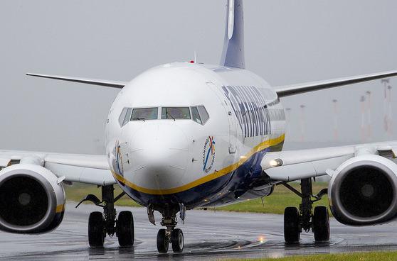 Ryanair официально зашел в Украину