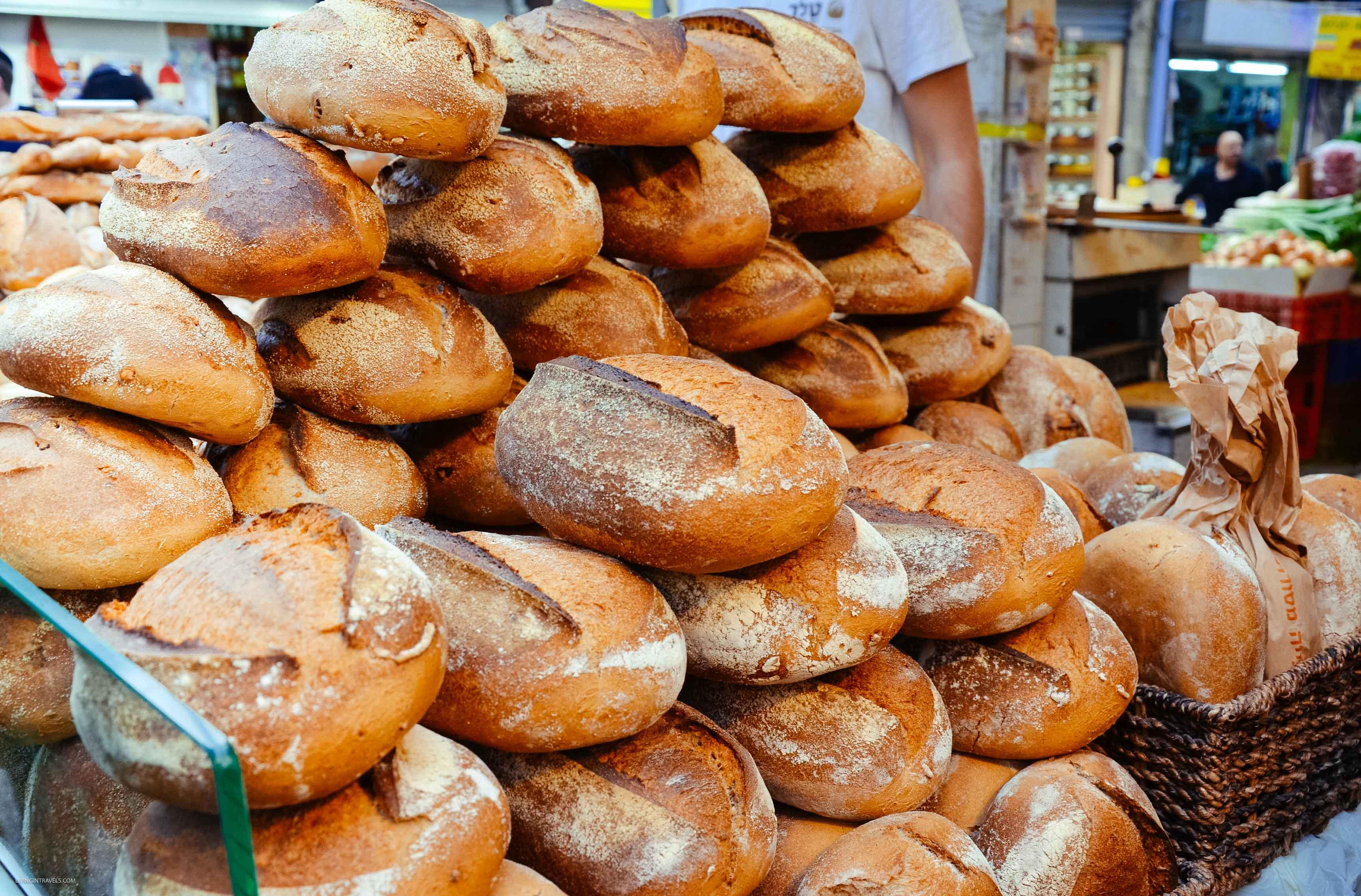 Рынок Махане Иегуда или желудок Иерусалима