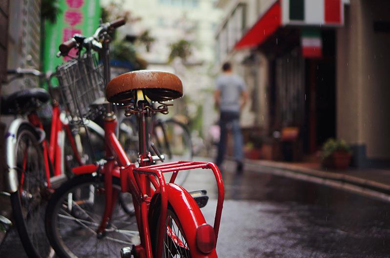 В Дании организовывают велопрогулки для пожилых людей
