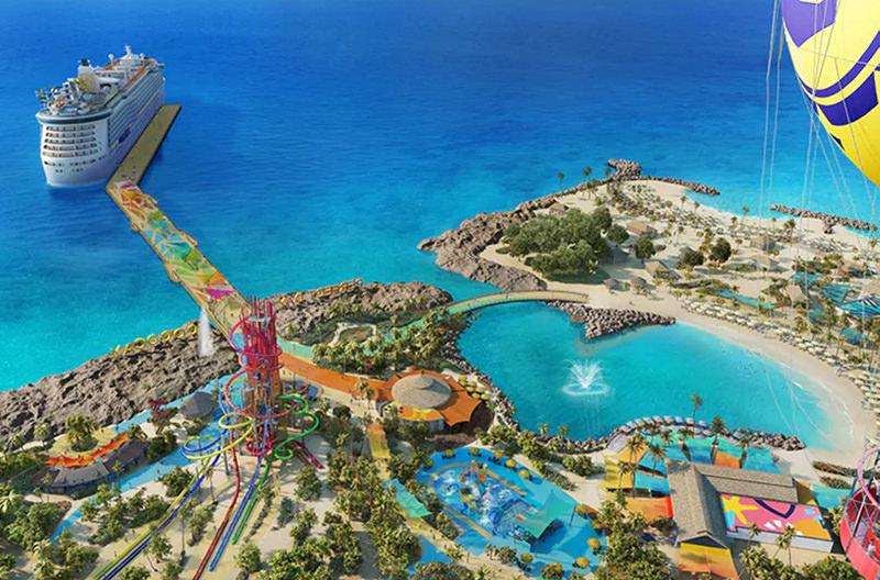 В Карибском море построят остров-курорт за 162 млн. евро