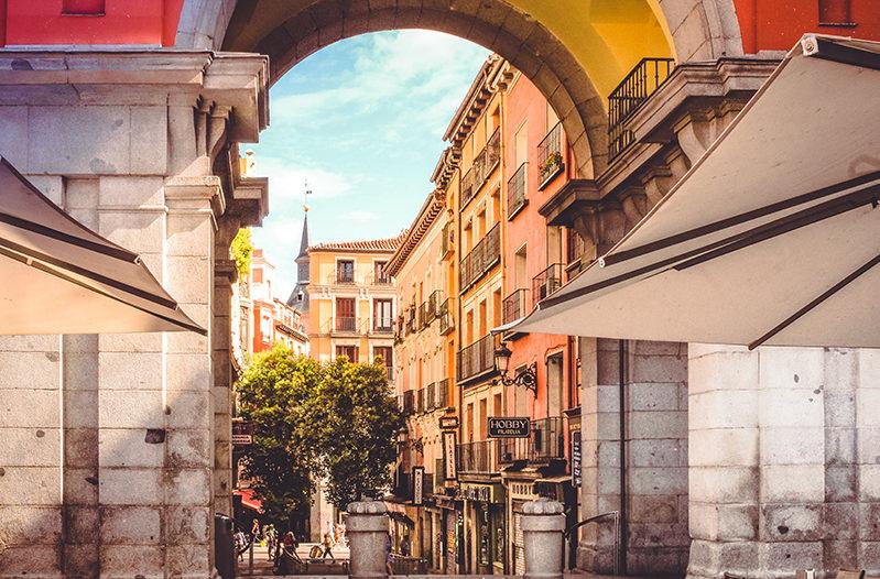 В Мадриде создали программу лояльности для гостей города