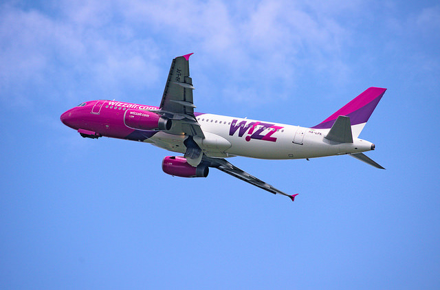 Wizz Air будет кормить пассажиров в обмен на покупки в аэропорту Будапешта