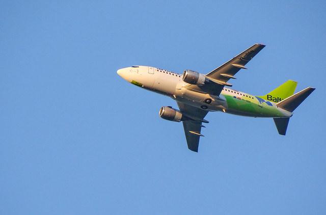 AirBaltic устроила распродажу билетов от 15€