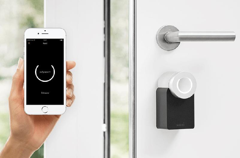 Airbnb начал сотрудничать с разработчиком смарт-замков Nuki