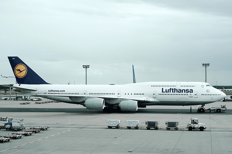 Lufthansa предлагает дополнительную скидку при бронировании напрямую