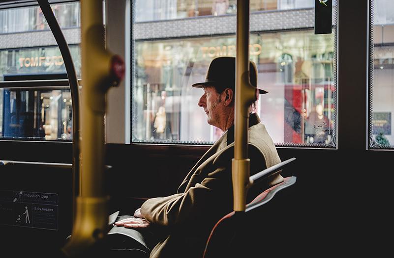 Междугородние общественные автобусы Эстонии сделают бесплатными