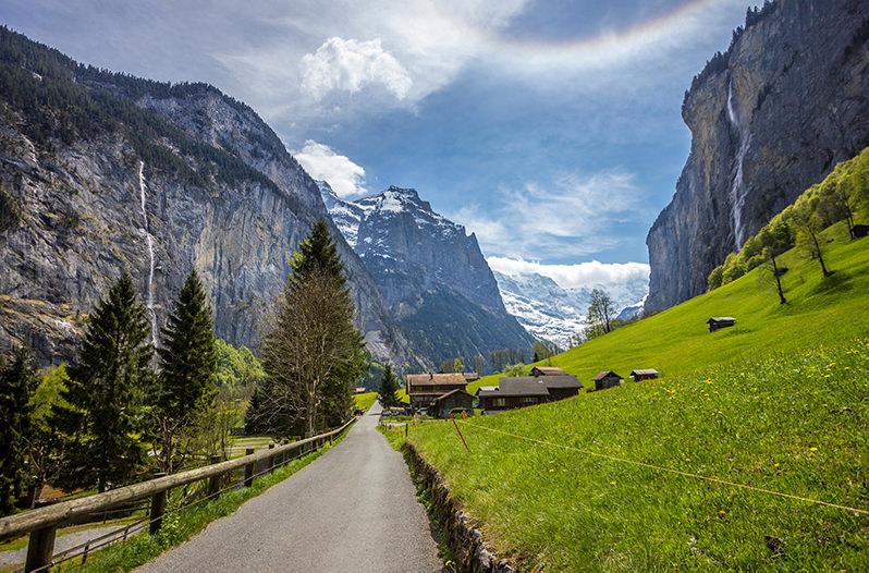 Названы самые впечатляющие горные города