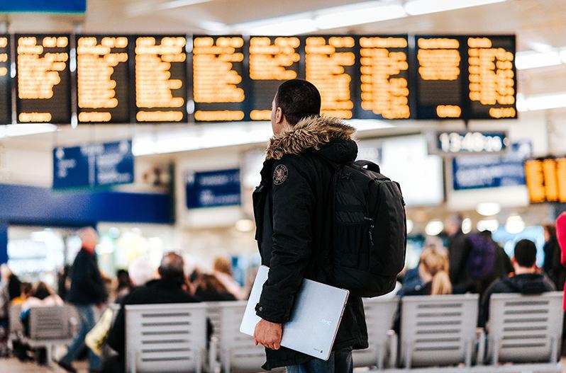 Названы самые загруженные аэропорты мира