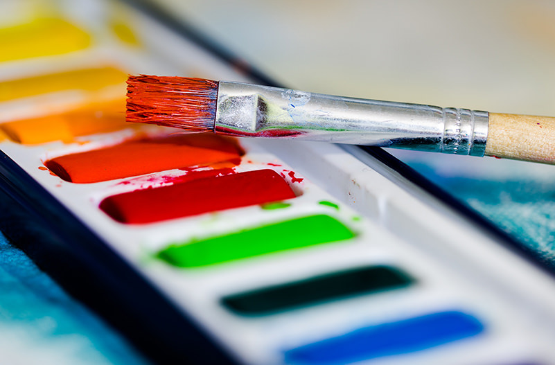 Новый сервис ищет произведения искусства по цветовой палитре
