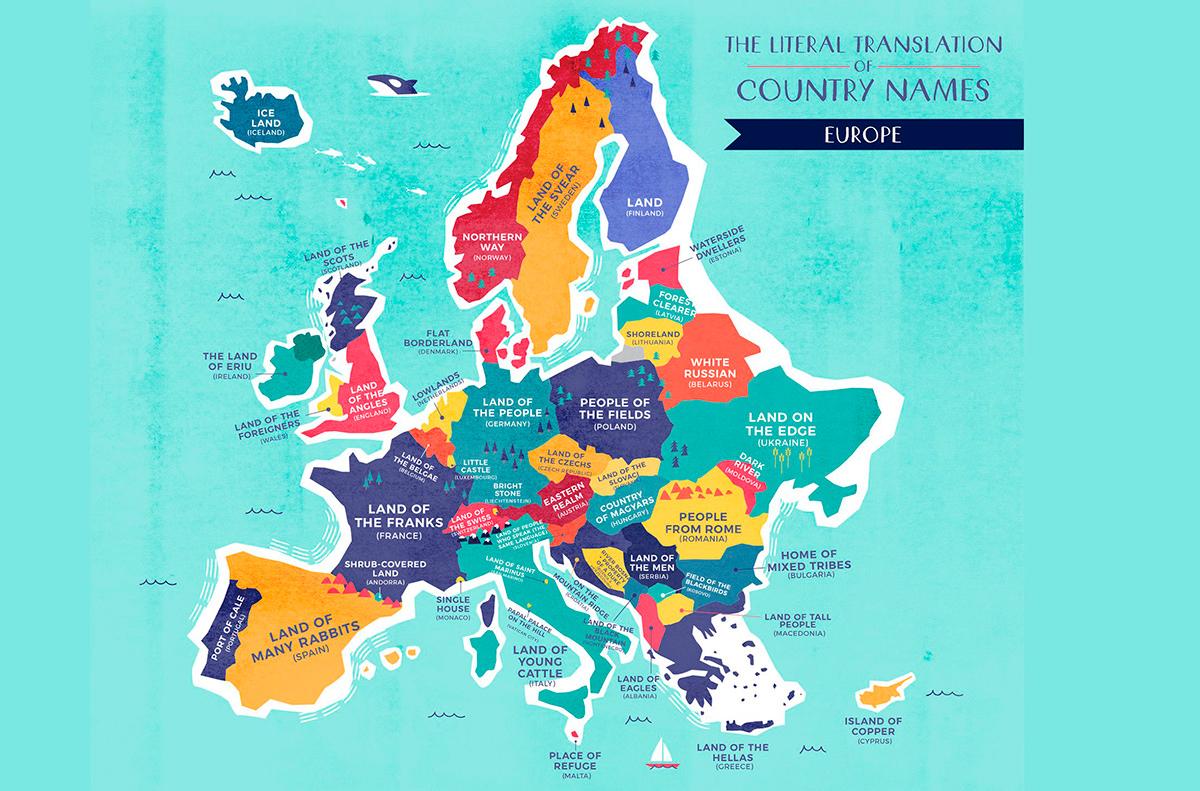 Создана интерактивная карта Европы по качеству воздуха