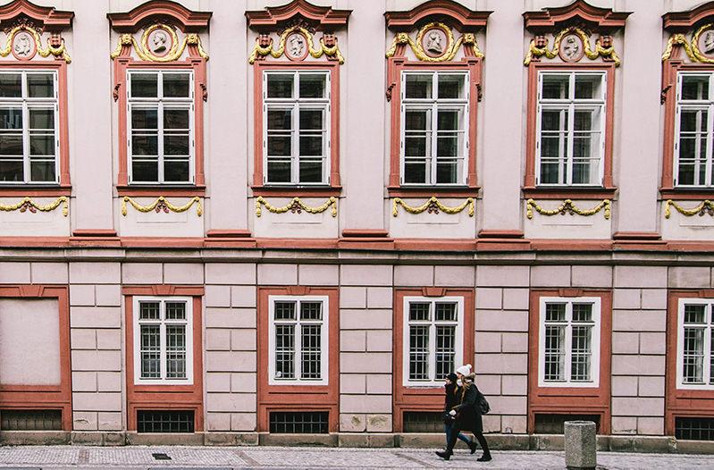 В центре Праги ограничат велосипедное движение