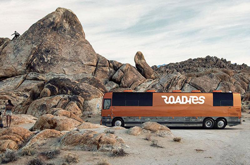 В США проводят туры на автобусах для рок-звёзд
